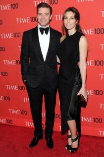 Mujeres y hombres: Justin Timberlake y Jessica Biel