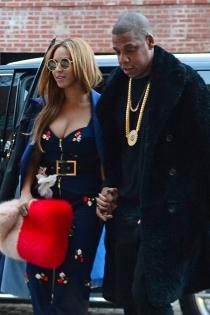 Mujeres y hombres: Beyoncé y Jay-Z