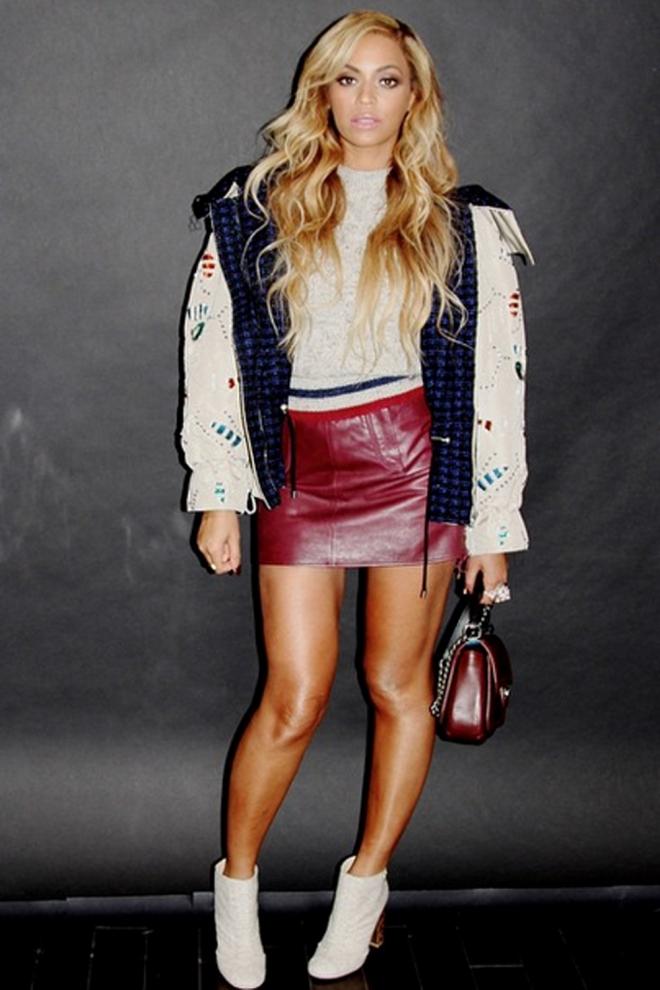 Beyoncé, estupenda figura