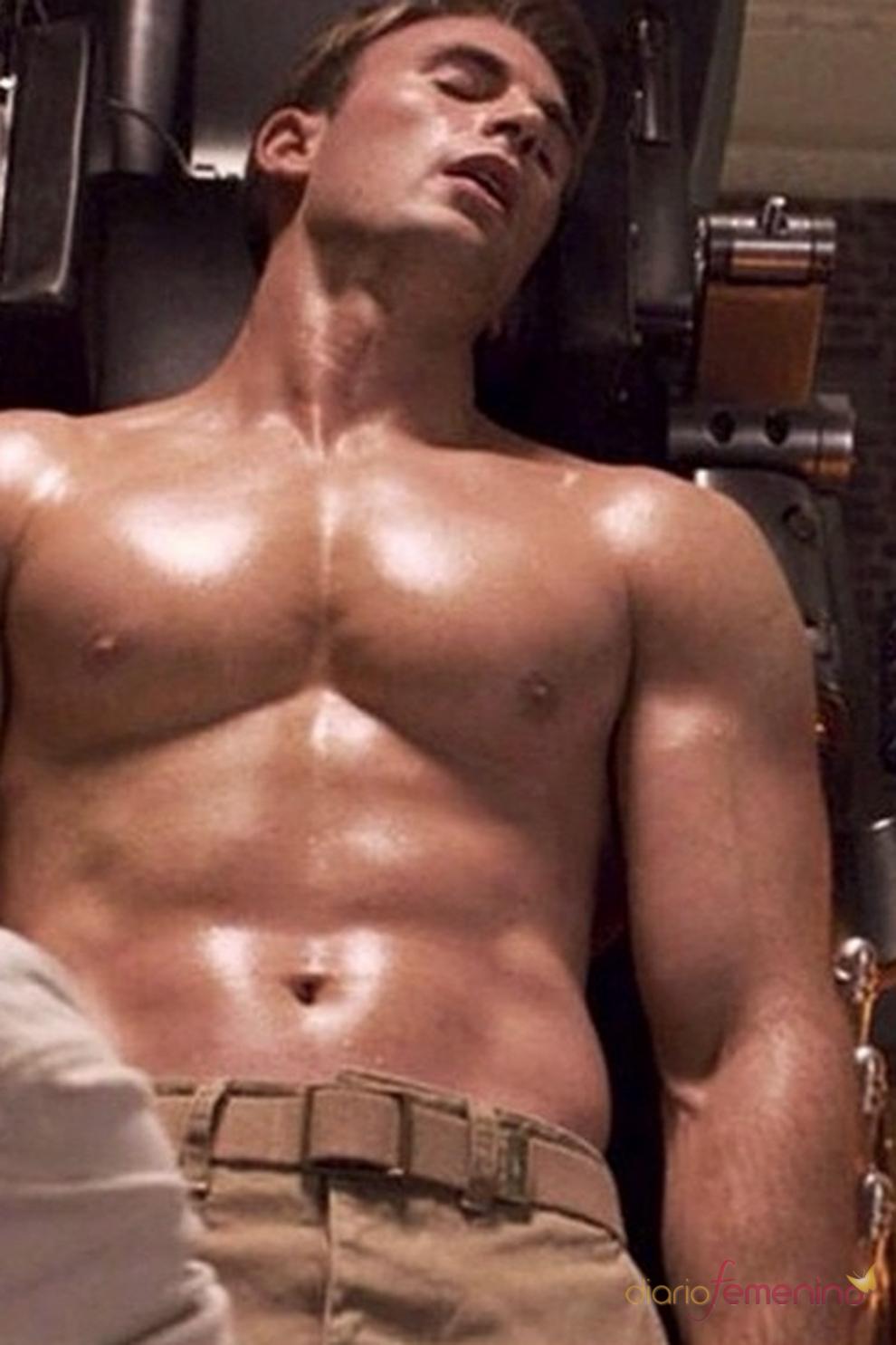 Chris evans actor desnudo