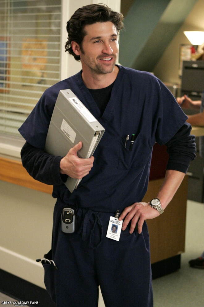 Muertes de series de televisión: Derek Shepherd en Anatomía de Grey