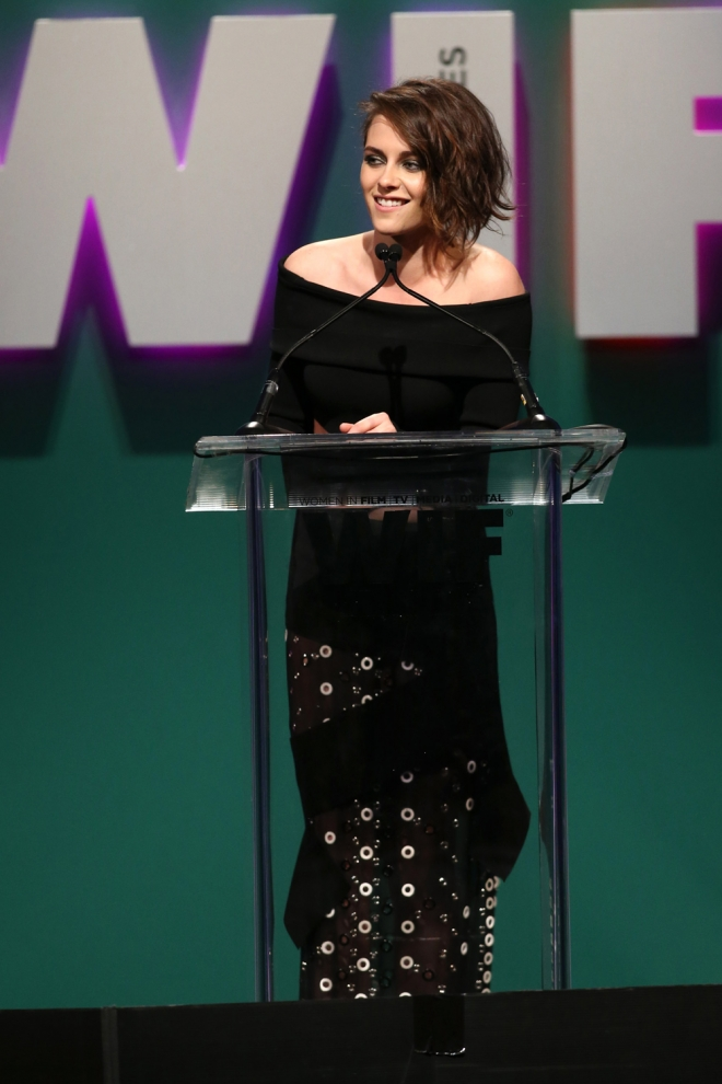 Crystal and Lucy Awards 2015: Kristen Stewart