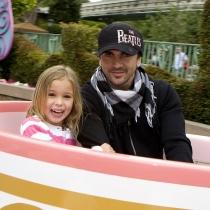 Día del Padre: Juanes, todo un padrazo con su hija