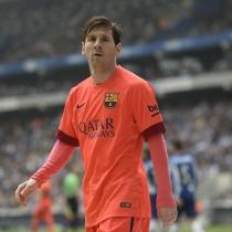 Messi, favorecido con la segunda equipación del Barça