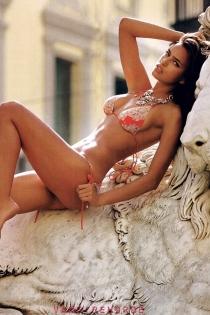 Posado de verano: Irina Shayk, la más hot