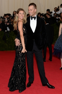 Parejas poderosas: Gisele Bündchen y Tom Brady