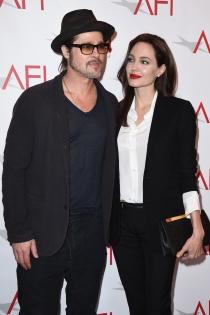 Brad Pitt y Angelina Jolie son Brangelina