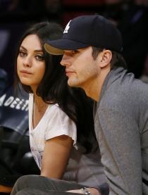 Mila Kunis y Ashton Kutcher son una de las parejas con más poder