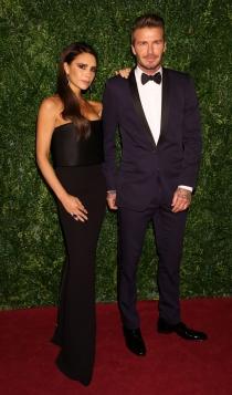 Parejas mediáticas: David Beckham y Victoria Beckham