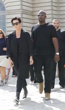 Kris Jenner, divorciada de Caitlyn Jenner, ahora tiene un toyboy