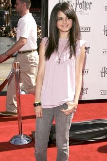 Selena Gomez, pura inocencia