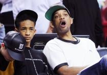 Will Smith, un apasionado del baloncesto junto a su hijo Jaden Smith