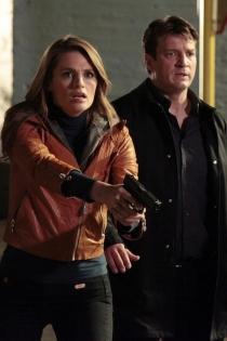 Parejas de series: Rick y Beckett en Castle