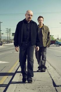 Parejas de series: Walter White y Jesse Pinkman en Breaking Bad