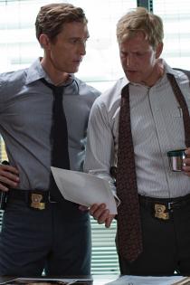 Parejas de series: Rust Cohle y Martin Hart en True Detective