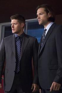 Parejas de series: Dean y Sam Winchester en Sobrenatural
