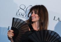 Penélope Cruz, bella embajadora de Lancôme