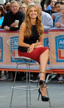 Sofía Vergara, la estrella de Colombia de la televisión americana