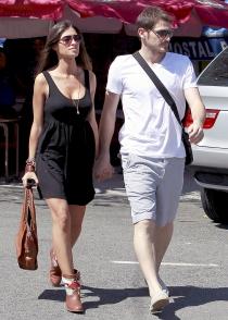 Iker Casillas y Sara Carbonero, una pareja muy mediática