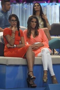 Suhaila (MYHYV) y Lucía (GH 15), amigas en Supervivientes