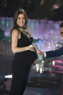 La barriguita de embarazada de Raquel Sánchez Silva