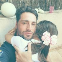 Daniella Bustamante, la niña celebrity de Paula Echevarría