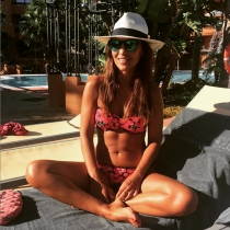 Posados de verano: Paula Echevarría, cuerpazo en Instagram