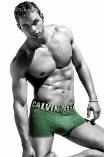 Famosos sexys: Kellan Lutz para Calvin Klein