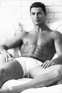 Famosos sexys: Cristiano Ronaldo para CR7