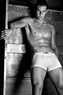 Famosos sexys: Rafael Nadal para Emporio Armani