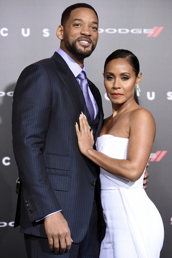 Divorcios famosos: Will Smith y Jada Pinkett Smith
