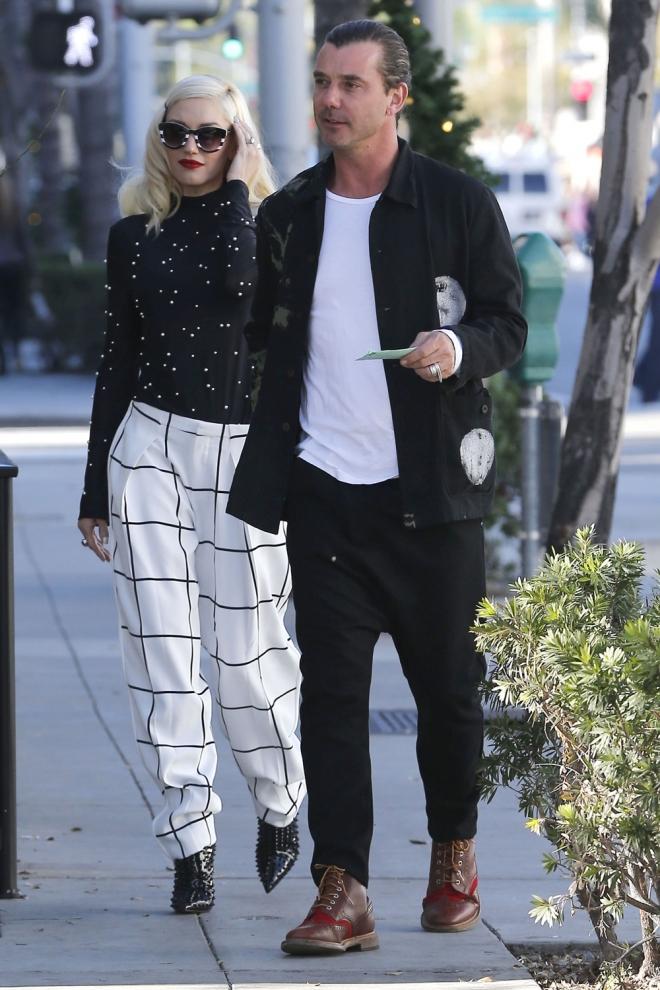 Divorcios famosos: Gwen Stefani y Gavin Rossdale