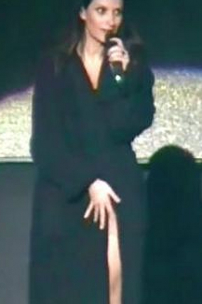 Accidentes en conciertos: El desnudo de Laura Pausini
