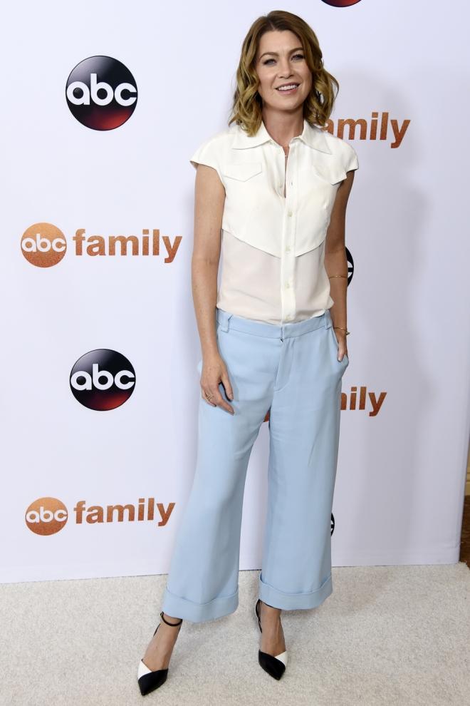 Novedades ABC: Ellen Pompeo la reina de Anatomía de Grey
