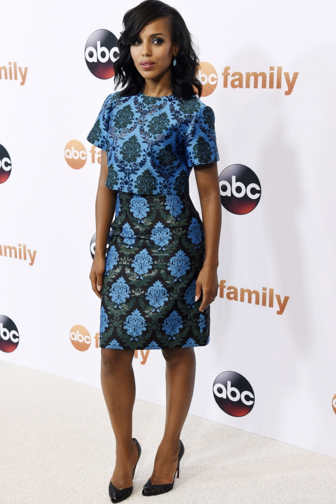Novedades ABC: Kerry Washington y Scandal