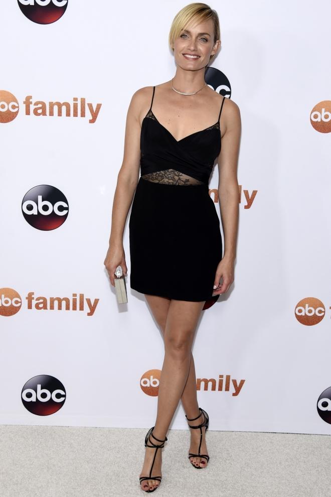 Novedades ABC: Amber Valletta, muy sexy