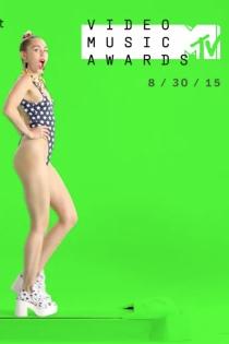VMA 2015: El lado picante de Miley Cyrus
