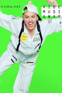 VMA 2015: El lado más divertido de Miley Cyrus