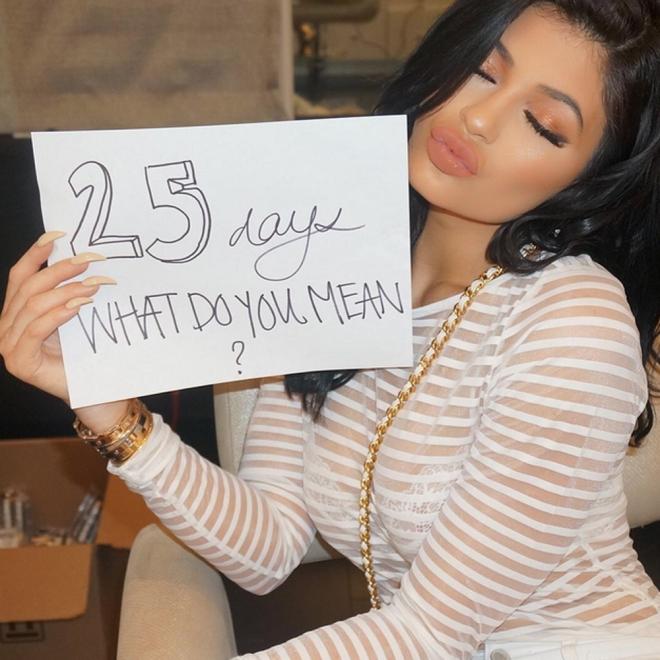 Kylie Jenner, un gran apoyo para Justin Bieber