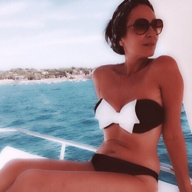 El cuerpazo de Ana Milán en Instagram