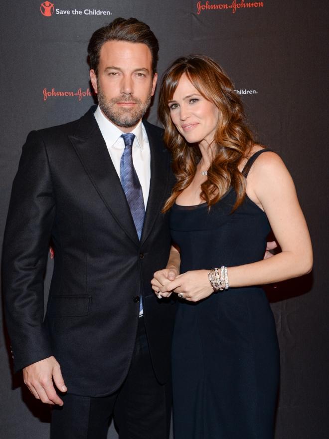 Famosos que se han separado: Jennifer Garner y Ben Affleck
