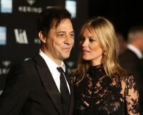 Kate Moss y su marido, otra pareja rota tras el verano