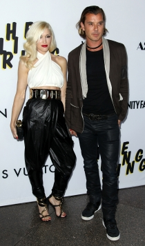 Famosos que se separan en verano: Gwen Stefani