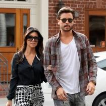 Famosos que se separan: Kourtney Kardashian y Scott Disick