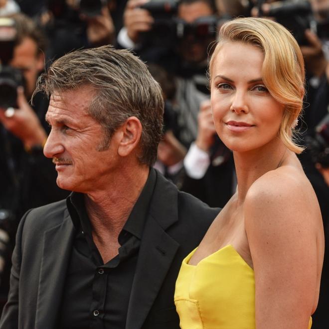 Parejas que rompen en verano: Charlize Theron y Sean Penn