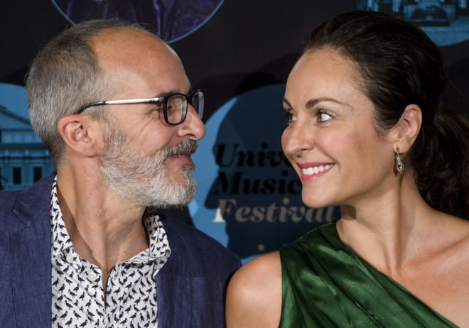 Frases de amor de famosos: Ana Milán a Fernando Guillén Cuervo