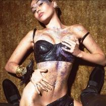Miley Cyrus, desnuda en Instagram una vez más