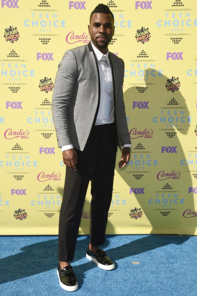 Teen Choice Awards 2015: Jason Derulo, puro carisma