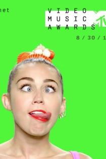 Las gamberradas de Miley Cyrus para los VMA 2015