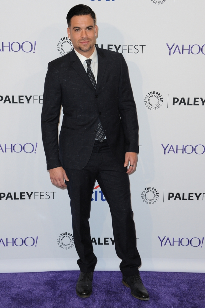 Mark Salling, muy sexy